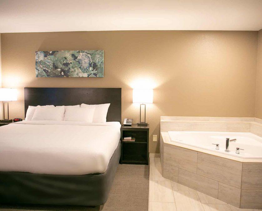 Encore Suite Bedroom